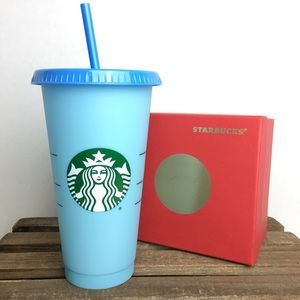 ONE STARBUCKS Color-Changing Cold Cup